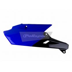 POLISPORT - Plaque Laterales Yz250F 14-15/Yz450F 14-15 Bleu/Noir