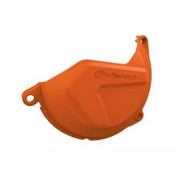 POLISPORT - Protection Carter Embrayage Sx-F450 13-15 Orange