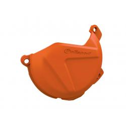 POLISPORT - Protection Carter Embrayage Sx-F250/350 11-15 Orange