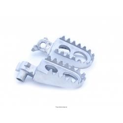 SIFAM - Repose Pieds Moto Acier Compatible Honda Cr 125/250/500 88-94