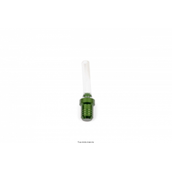 KYOTO - Tube Bouchon Réservoir Moto Vert