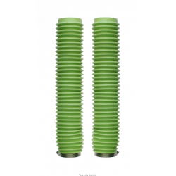 SIFAM - Soufflets De Fourche Moto Vert Ø: 43/Ø59Mm - Longueur: 370Mm