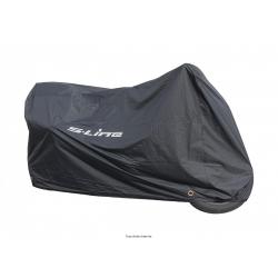 S-LINE - Housse Protection Pluie Moto Xxl Dimensions: 170 X 80 X 100Cm 100% Etanche - Matière Pvc