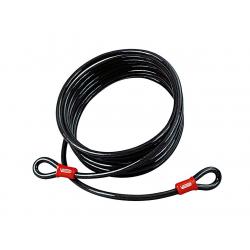 VECTOR - Câble antivol renforcé boucles MAXKABL L9m Ø18mm
