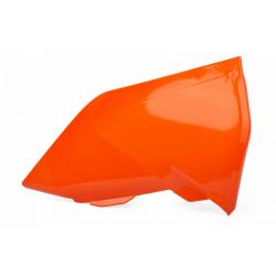 POLISPORT - Cache Boite Air Sx125/150 & Sx-F 16-17 Orange