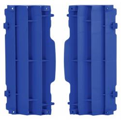 POLISPORT - Cache Radiateur Compatible Husqvarna Tc/Te/Fc/Fe 14-15 Sx/Sx-F125 &+ 07-15 Bleu