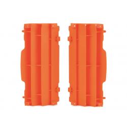 POLISPORT - Cache Radiateur Sx/Sx-F125 &+ 07-15 Orange