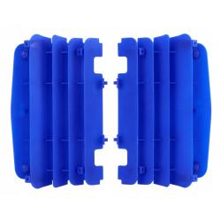 POLISPORT - Cache Radiateur Yz450F 10-13 Bleu