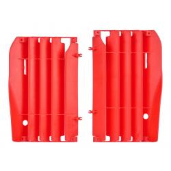 POLISPORT - Cache Radiateur Crf250R 14-16 Rouge