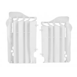 POLISPORT - Cache Radiateur Crf250R 14-15 Blanc