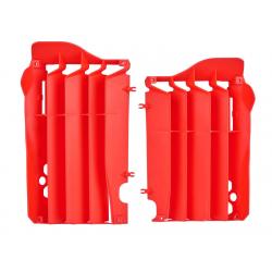 POLISPORT - Cache Radiateur Crf450R 13-14 Rouge
