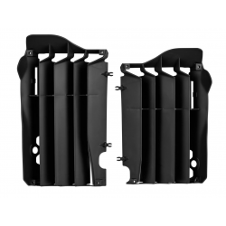 POLISPORT - Cache Radiateur Kx250F 13-16 Noir
