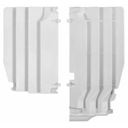 POLISPORT - Cache Radiateur Rm-Z250 10-17 Blanc