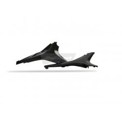 POLISPORT - Cache Boite Air Crf250R 10-13 Crf450R 09-12/Noir