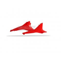 POLISPORT - Cache Boite Air Crf250R 10-13 Crf450R 09-12/Rouge