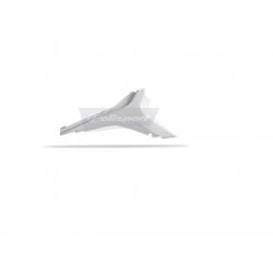 POLISPORT - Cache Boite Air Crf250R 10-13 Crf450R 09-12/Blanc