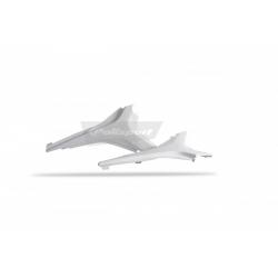 POLISPORT - Cache Boite Air Crf250R 14-15 Crf450R 13-15/Blanc