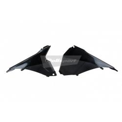 POLISPORT - Cache Boite Air Sx/Sx-F 125 &+ 13-15 Noir