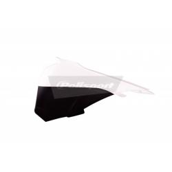 POLISPORT - Cache Boite Air Sx85 13-15 Blanc/Noir