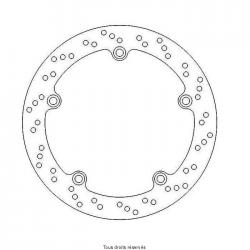 SIFAM - Disque De Frein Pour Moto/Quad/Scooter Compatible Bmw Ø305X181 Nbtrou5Xø13,8 Ep5