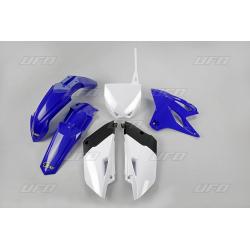 UFO - Kit Plastique Complet Compatible Yamaha 85 Yz 15-17 / Oem Origine