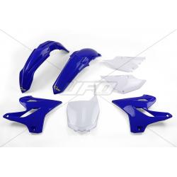 UFO - Kit Plastique Complet Compatible Yamaha 125 250 Yz 15-17 / Oem Origine