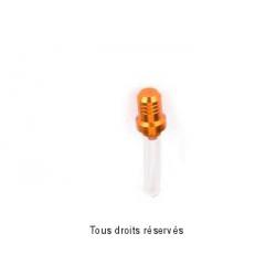 KYOTO - Tube Bouchon Réservoir Moto Orange