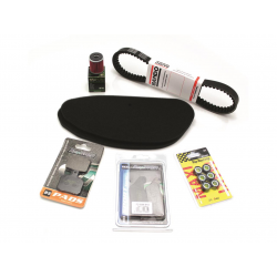 DESTOCKAGE - BIHR - Pack Entretien Maxi-Scooter Compatible Piaggio X8/X9 04-10