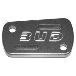 BUD RACING - Couvercle Maître Cyclindre Avant Compatible Yamaha 125 250 450 Yz Yzf 08-17 / Bleu