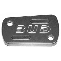 BUD RACING - Couvercle Maître Cyclindre Arrière Compatible Yamaha 125 250 450 Yz Yzf 03-17 / Bleu