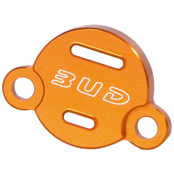 BUD RACING - Couvercle Maître Cyclindre Arrière Compatible Ktm 65 85 Sx 02-17 / Orange
