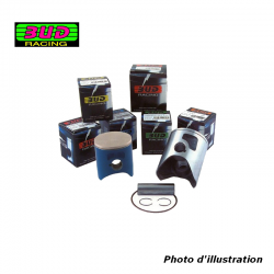 BUD RACING - Kit Piston 2Tps Compatible Kawasaki 65 Kx 00-17 Côte C Ø44,47