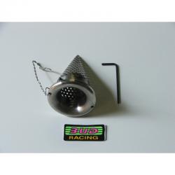 BUD RACING - Réducteur De Bruit 38Mm Silencieux 4 Temps