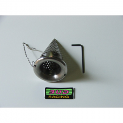 BUD RACING - Réducteur De Bruit 40Mm Silencieux 4 Temps