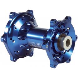BUD RACING - Moyeu Arrière Compatible Ktm 125 250 300 350 450 Sx Sxf Exc Excf 05-15 / Bleu
