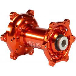 BUD RACING - Moyeu Arrière Compatible Ktm 125 250 300 350 450 Sx Sxf Exc Excf 05-15 / Orange