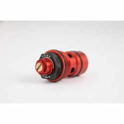 Bouchon réglage amortisseur BUD RACING Compatible Yamaha125 250 YZ 06-17 + 250 450 YZF 06-13 + KAW 450 KXF 06-14