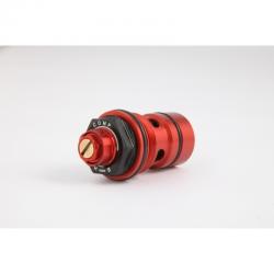 Bouchon réglage amortisseur BUD RACING Compatible Yamaha250 450 YZF 14-17 + HON 450 CRF 09-17