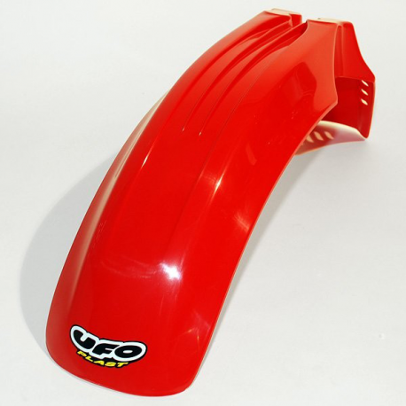 UFO Garde boue arri/ère Honda 600 XR 88-02 rouge CR90 avec feu 12V 21//5W