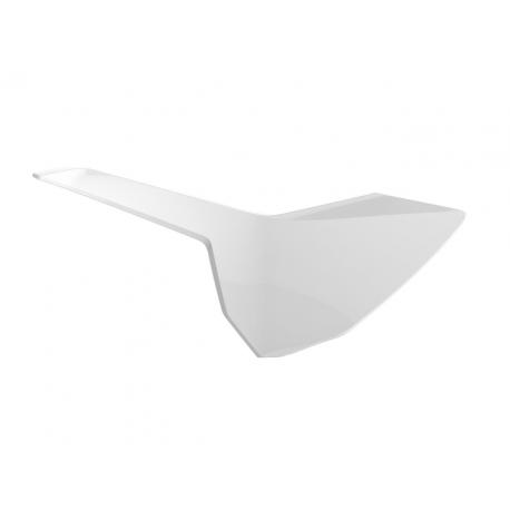 UFO Plaque avant blanc Husqvarna 125 250 350 450 FC TC 16-17