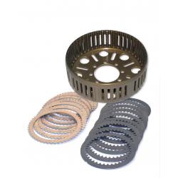 NEWFREN - Kit Conversion D'embrayage 48 Dents Compatible Ducati 748 / 749 / M900 / 900Ss