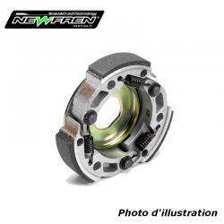 NEWFREN - Embrayage Centrifuge Compatible Piaggio X8 200 06-07