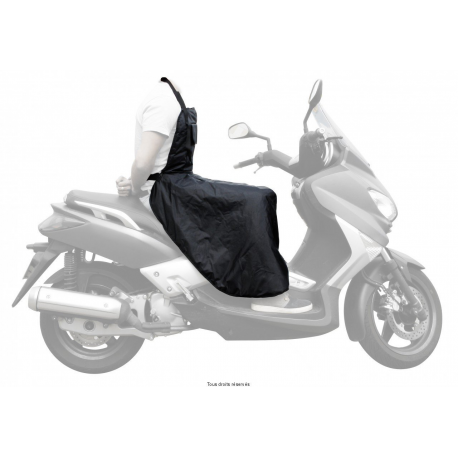 S-LINE Tablier couvre jambe et buste scooter universel
