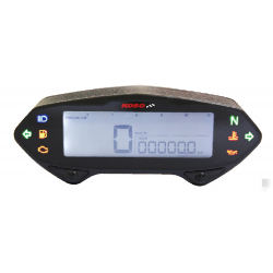 KOSO - Compteur multifonctions DB-01RN LCD noir