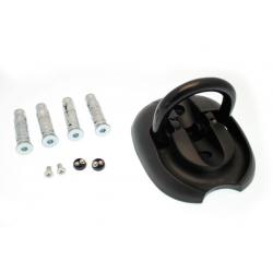 SXP LOCK - Kit Ancre Platine Fixation Sol/Mur Ground Anchor ART4 Ø14mm