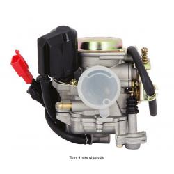 Carburateur Racing GY6 50 Ø19 pour Moteurs 139QMA/QMB Et Kymco 50cc 4T