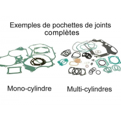 CENTAURO - Kits Joints Moteur Complets Compatible Honda Cb 350 F/F1/Four73-74 4 Cylindres