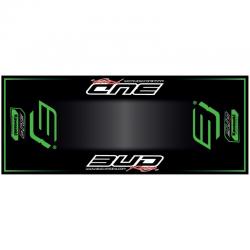 BUD RACING - Tapis De Sol Paddock Xl Team Compatible Kawasaki 80x200cm