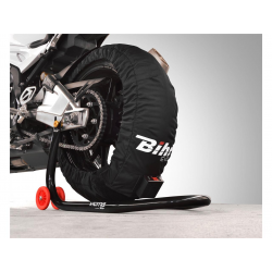 BIHR - Couvertures chauffantes Home Track EVO2 165mm programmables