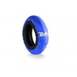 BIHR - Couvertures chauffantes Home Track EVO2 autorégulée bleu pneus 180-200mm